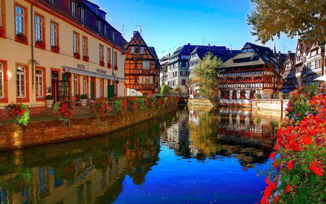Strasbourg-(France)